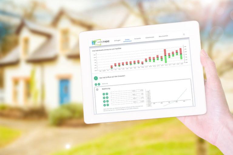 Hypotheke.ch vernetzt Immobilienbesitzer mit Banken, Versicherungen und Pensionskassen