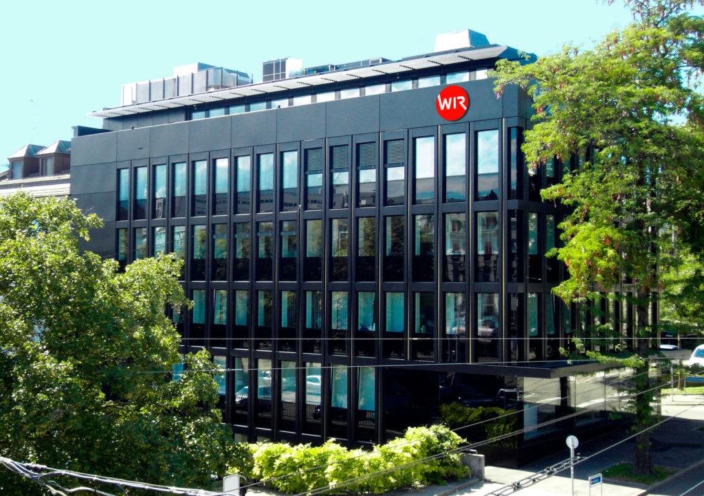 WIR Bank investiert in Schweizer PropTech-Start-up Vermando