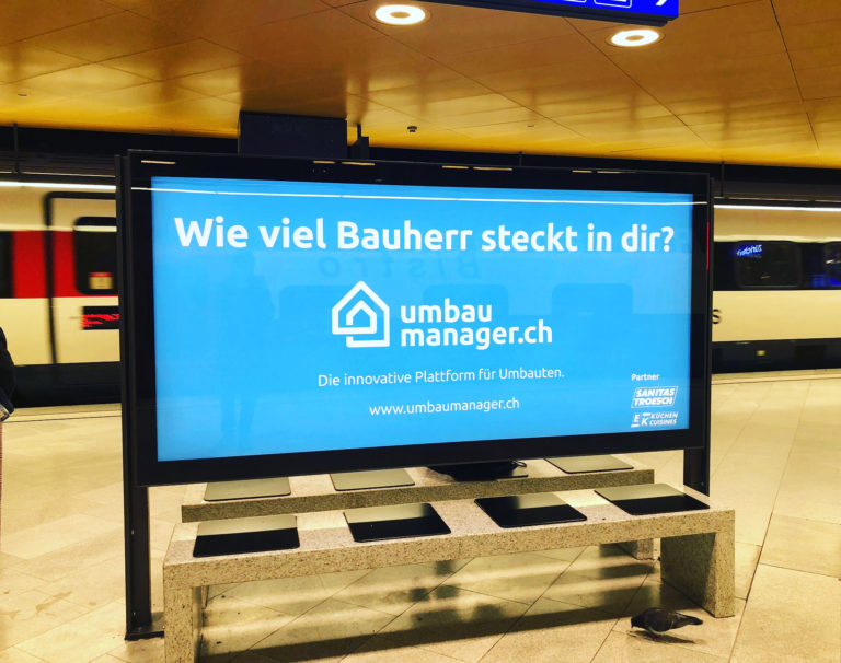 umbaumanager.ch – die Plattform für Umbauten