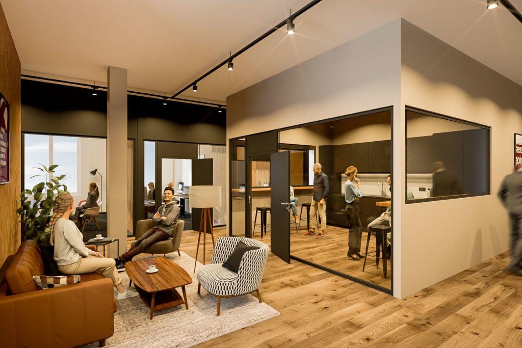 Westhive eröffnet fünften Zürcher Standort am Bahnhof Stettbach – jetzt über 1000 Desks in Zürich