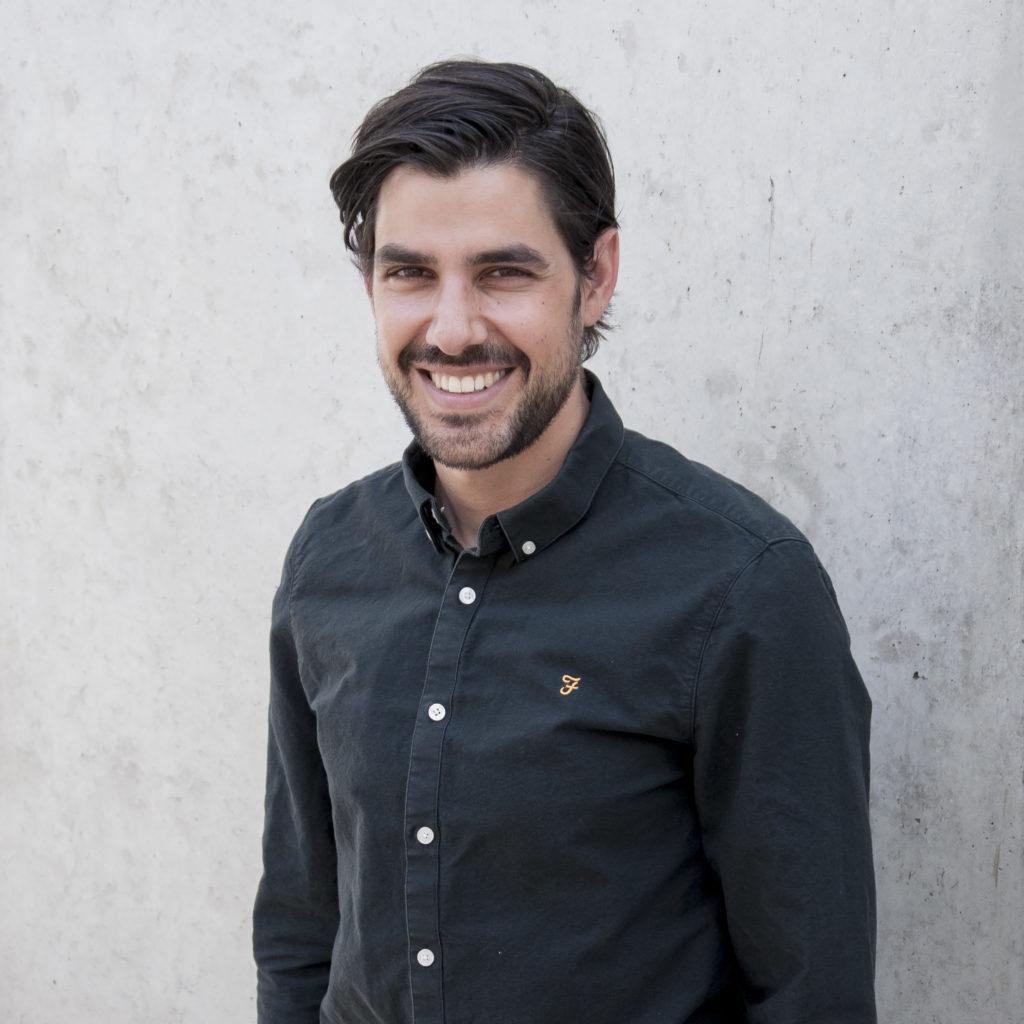 Julian Amann von der Singular AG